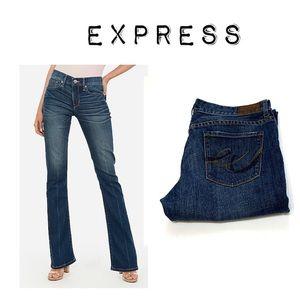 Express Eva Bootcut Jeans